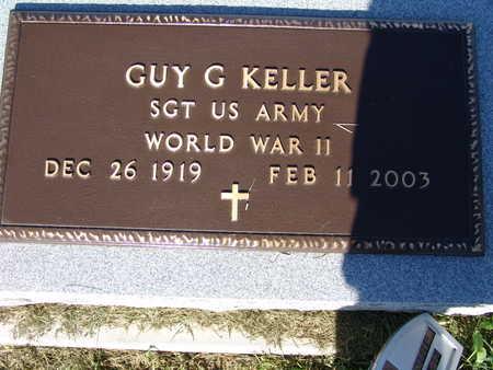 KELLER, GUY G. - Warren County, Iowa | GUY G. KELLER