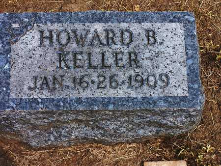 KELLER, HOWARD B. - Warren County, Iowa | HOWARD B. KELLER