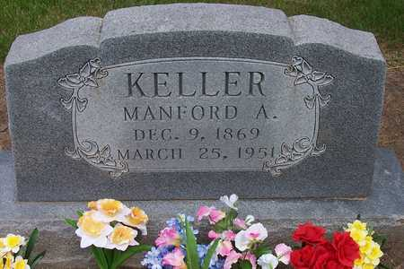 KELLER, MANFORD A. - Warren County, Iowa | MANFORD A. KELLER