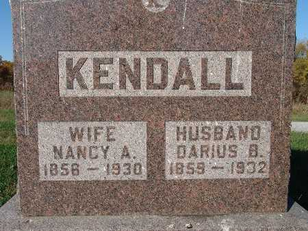 KENDALL, NANCY A. - Warren County, Iowa | NANCY A. KENDALL