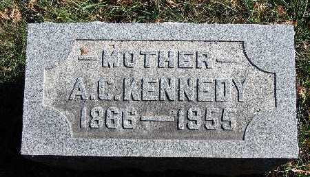 KENNEDY, A. C. - Warren County, Iowa | A. C. KENNEDY