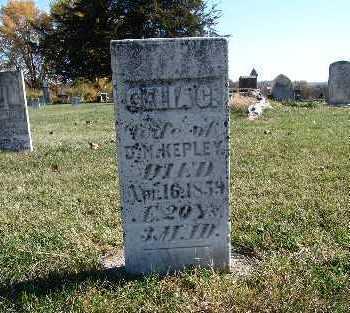 KEPLEY, CELIA C. - Warren County, Iowa | CELIA C. KEPLEY