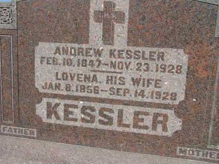 KESSLER, LOVENA - Warren County, Iowa | LOVENA KESSLER