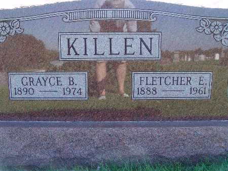 KILLEN, FLETCHER E - Warren County, Iowa | FLETCHER E KILLEN