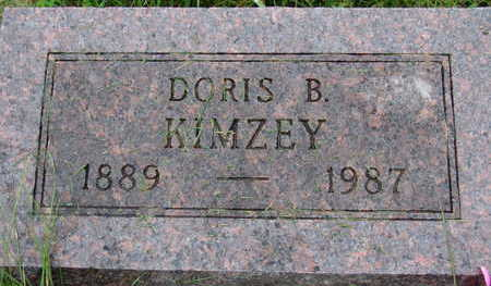 KIMZEY, DORIS B - Warren County, Iowa | DORIS B KIMZEY