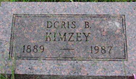 KIMZEY, DORIS B - Warren County, Iowa | DORIS B KIMZEY