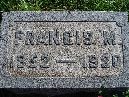KIMZEY, FRANCIS M. - Warren County, Iowa | FRANCIS M. KIMZEY