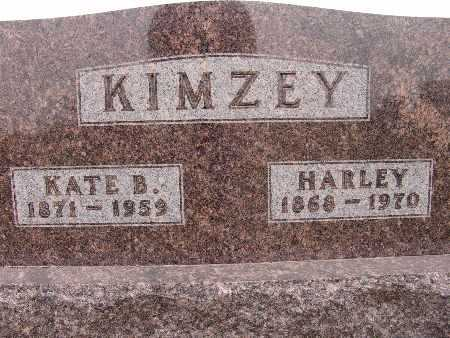KIMZEY, KATE B. - Warren County, Iowa | KATE B. KIMZEY