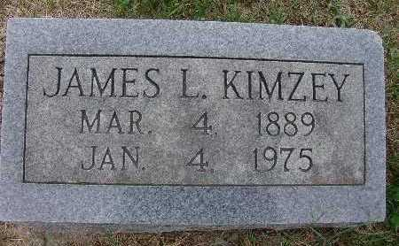 KIMZEY, JAMES L. - Warren County, Iowa | JAMES L. KIMZEY