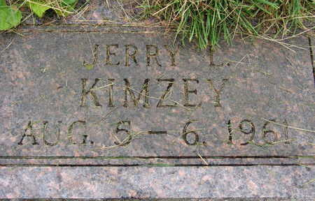KIMZEY, JERRY L - Warren County, Iowa | JERRY L KIMZEY
