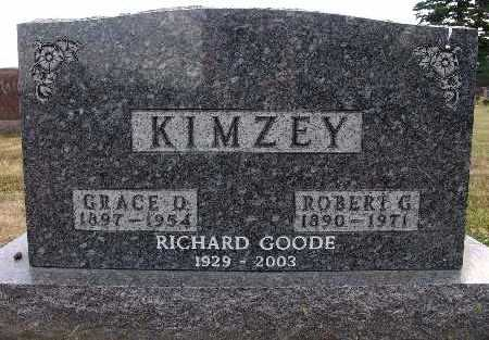 KIMZEY, RICHARD GOODE - Warren County, Iowa | RICHARD GOODE KIMZEY