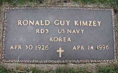 KIMZEY, RONALD GUY - Warren County, Iowa | RONALD GUY KIMZEY