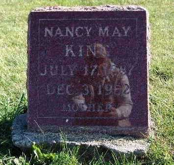 KING, NANCY MAE - Warren County, Iowa | NANCY MAE KING