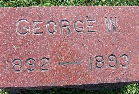 KIRKPATRICK, GEORGE W. - Warren County, Iowa | GEORGE W. KIRKPATRICK