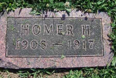 KIRKPATRICK, HOMMER H. - Warren County, Iowa | HOMMER H. KIRKPATRICK