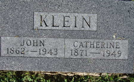 KLEIN, JOHN - Warren County, Iowa | JOHN KLEIN