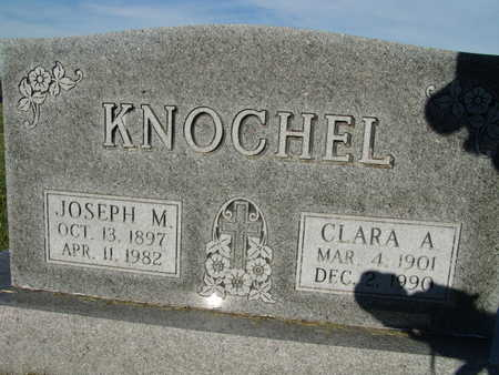 KNOCHEL, CLARA A. - Warren County, Iowa | CLARA A. KNOCHEL