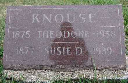 DOLLISON KNOUSE, SUSIE D. - Warren County, Iowa | SUSIE D. DOLLISON KNOUSE