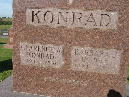 KONRAD, BARBARA J. - Warren County, Iowa | BARBARA J. KONRAD