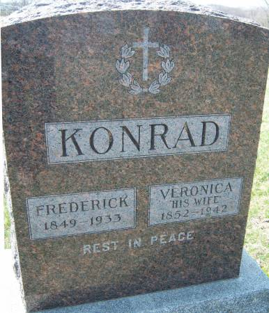 KONRAD, VERONICA - Warren County, Iowa | VERONICA KONRAD