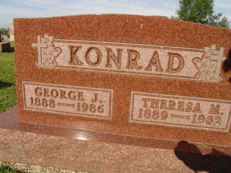 KONRAD, GEORGE J. - Warren County, Iowa | GEORGE J. KONRAD