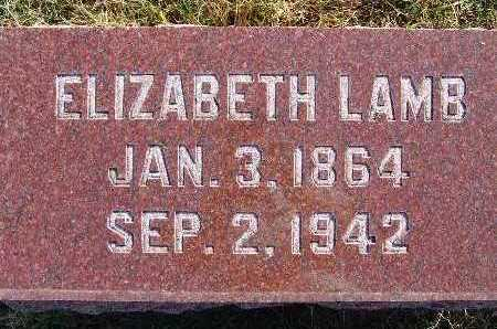WOODYARD LAMB, ELIZABETH - Warren County, Iowa | ELIZABETH WOODYARD LAMB