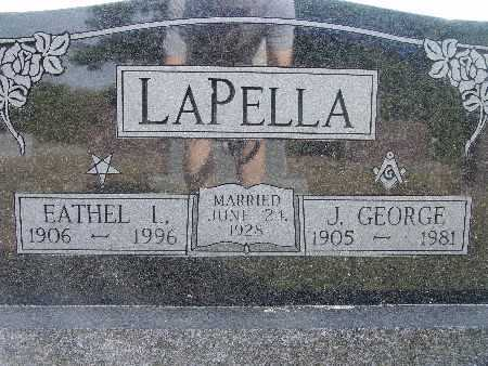 LAPELLA, J. GEORGE - Warren County, Iowa | J. GEORGE LAPELLA