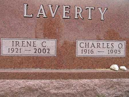 LAVERTY, IRENE C. - Warren County, Iowa | IRENE C. LAVERTY