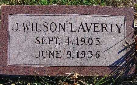 LAVERTY, J. WILSON - Warren County, Iowa | J. WILSON LAVERTY