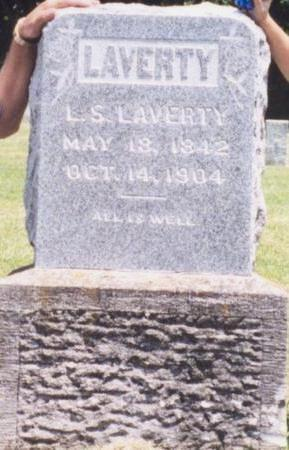 LAVERTY, LEROY S. - Warren County, Iowa | LEROY S. LAVERTY