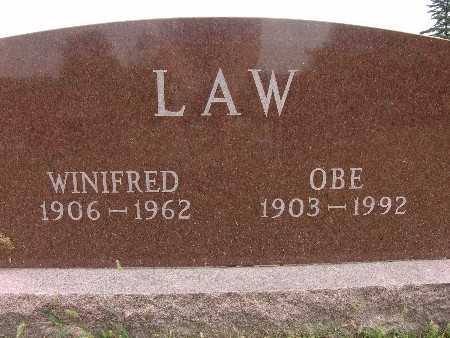 LAW, OBE - Warren County, Iowa | OBE LAW