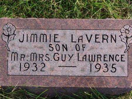 LAWRENCE, JIMMIE LAVERN - Warren County, Iowa | JIMMIE LAVERN LAWRENCE