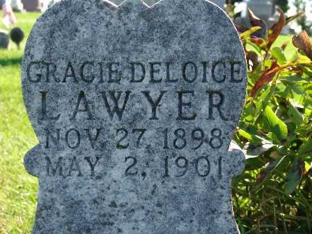 LAWYER, GRACIE DELOICE - Warren County, Iowa | GRACIE DELOICE LAWYER
