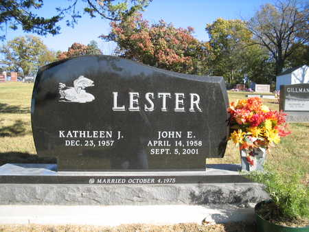 LESTER, JOHN - Warren County, Iowa | JOHN LESTER