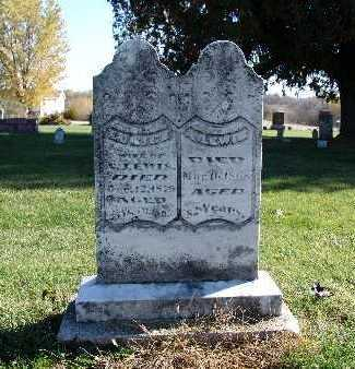 LEWIS, A. - Warren County, Iowa | A. LEWIS