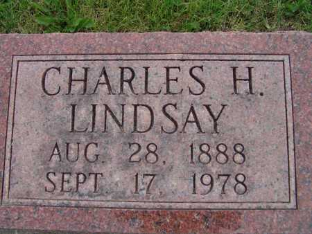 LINDSAY, CHARLES H. - Warren County, Iowa | CHARLES H. LINDSAY