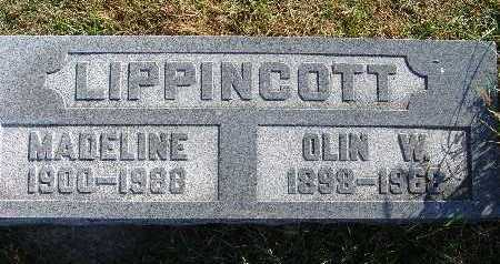 LIPPINCOTT, MADELINE - Warren County, Iowa | MADELINE LIPPINCOTT
