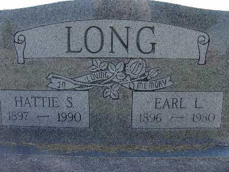 LONG, HATTIE S. - Warren County, Iowa | HATTIE S. LONG