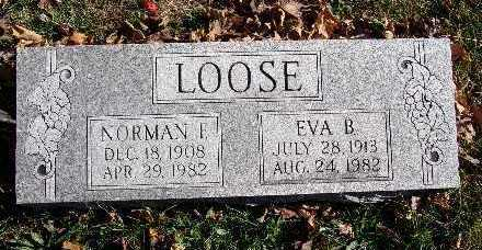 LOOSE, EVA B. - Warren County, Iowa | EVA B. LOOSE