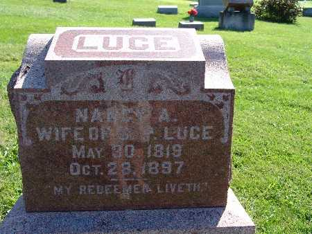 LUCE, NANCY A - Warren County, Iowa | NANCY A LUCE