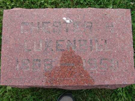 LUKENBILL, CHESTER H. - Warren County, Iowa | CHESTER H. LUKENBILL