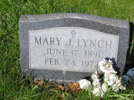 LYNCH, MARY JOSEPHINE - Warren County, Iowa | MARY JOSEPHINE LYNCH