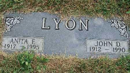 LYON, JOHN D. - Warren County, Iowa | JOHN D. LYON