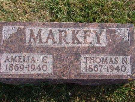 MARKEY, AMELIA C. - Warren County, Iowa | AMELIA C. MARKEY