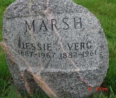 MARSH, JESSIE - Warren County, Iowa | JESSIE MARSH