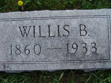 MAYES, WILLIS B. - Warren County, Iowa | WILLIS B. MAYES