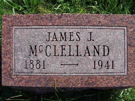 MCCLELLAND, JAMES J. - Warren County, Iowa | JAMES J. MCCLELLAND