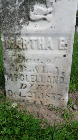 MCCLELLAND, MARTHA E. - Warren County, Iowa | MARTHA E. MCCLELLAND