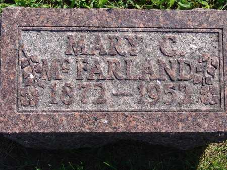 MCFARLAND, MARY C - Warren County, Iowa | MARY C MCFARLAND