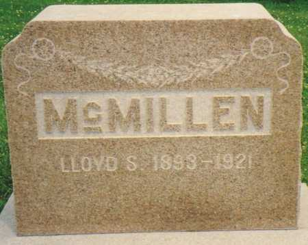 MCMILLEN, LLOYD S. - Warren County, Iowa | LLOYD S. MCMILLEN